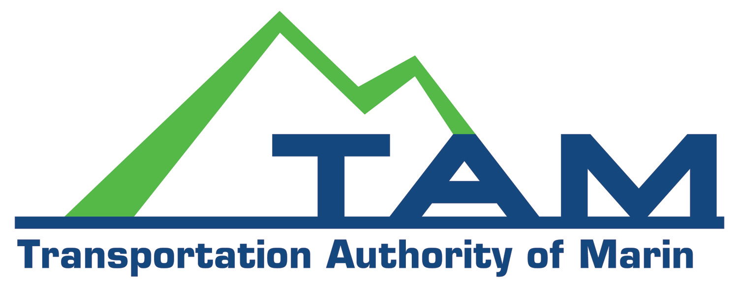 Transportation Authority of Marin logo